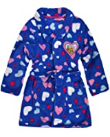 Despicable Me Girls Minions Fleece Dressing Gown