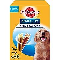 Pedigree Dentastix Snack Dental para la Higiene Oral de Perros Grandes (1 Pack de 56ud)