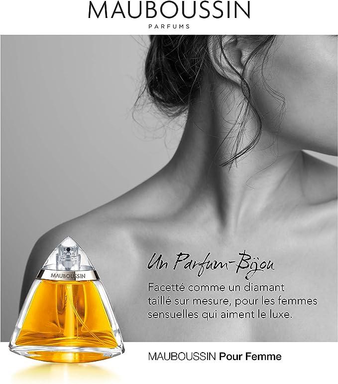 Mauboussin Pour Femme edp 100 ml, per stuk verpakt: Amazon.nl