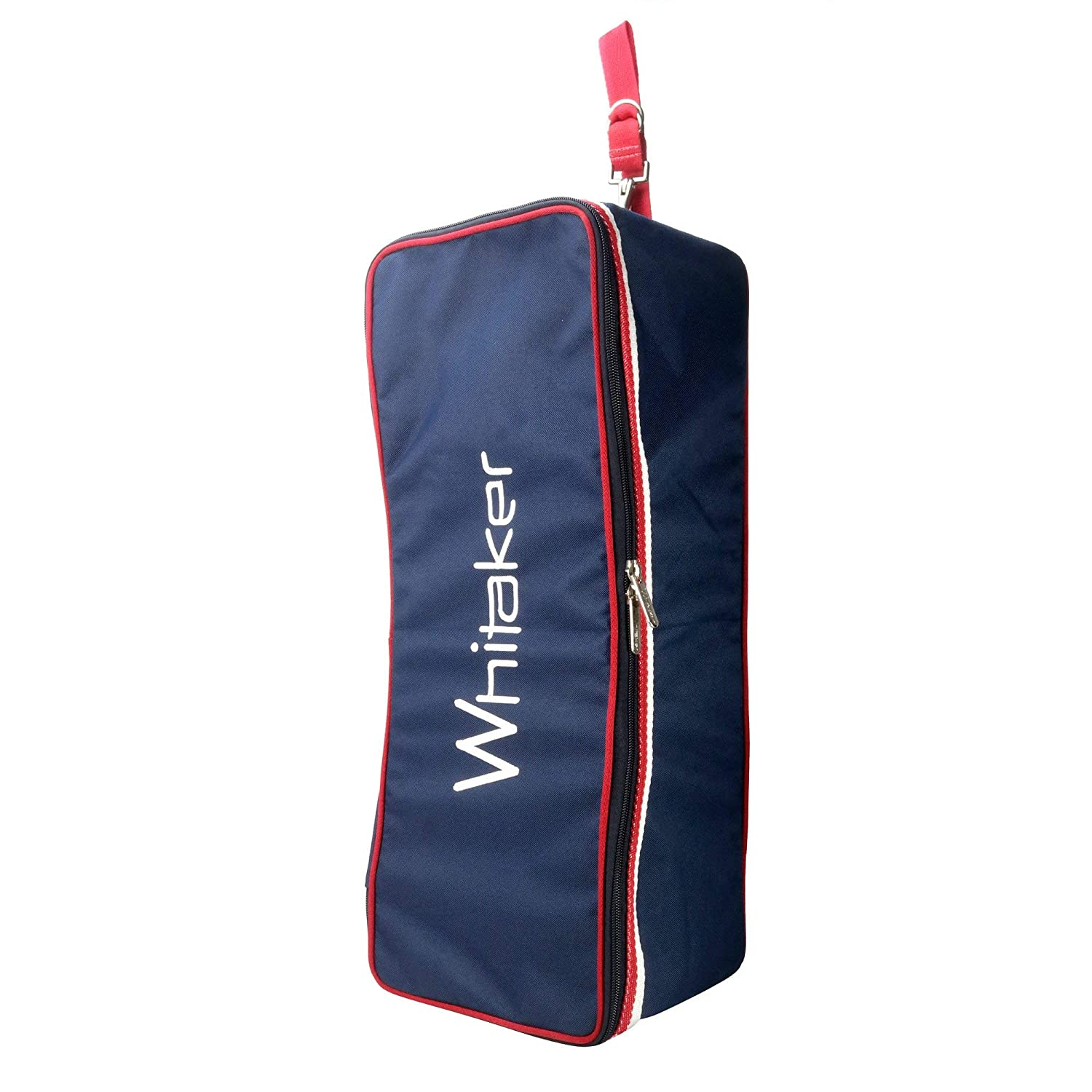 Navy Red One Size Navy Red One Size John Whitaker Kettewell Bridle Bag