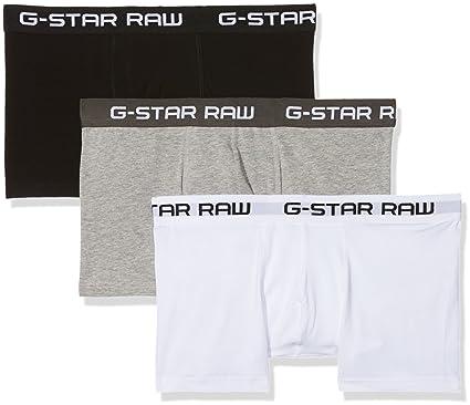 best service 58afa 4d3f7 G-STAR RAW Herren Classic Trunk Boxershorts (3erPack)