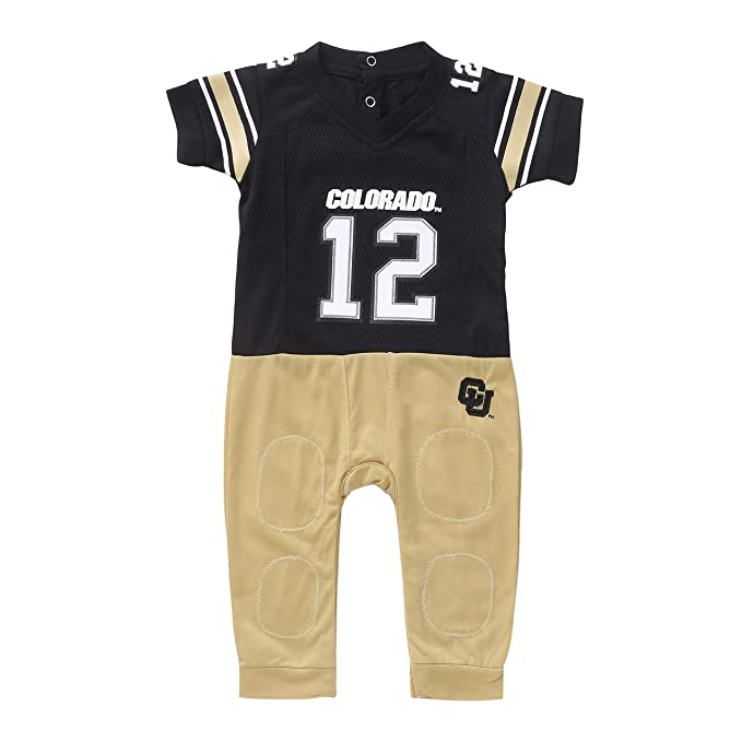 Amazon.com: Colorado Buffaloes NCAA de bebé Pelele de ...