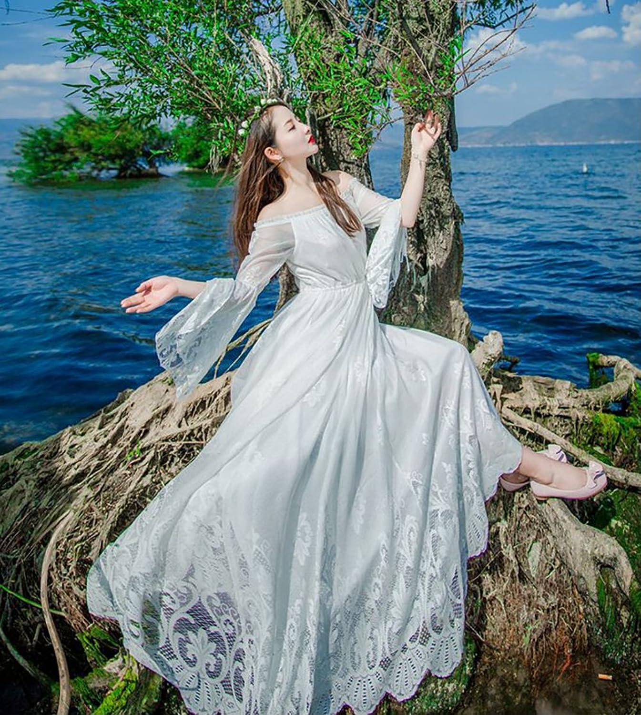 Contemporary Luau Wedding Dresses Photos - All Wedding Dresses ...