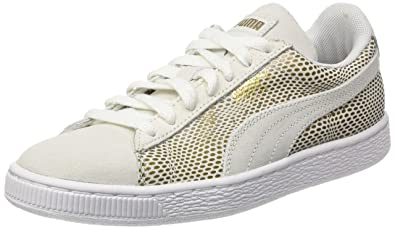 Puma Damen Gold 361862 Low-Top