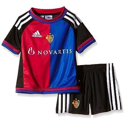 adidas Survêtement pour enfant FC Bâle Home Mini Kit