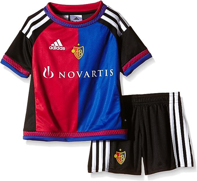 adidas children's FC Basel home mini gear, Children's