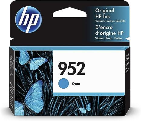 Amazon.com: HP L0S49AN 952 cartucho de tinta original, color ...