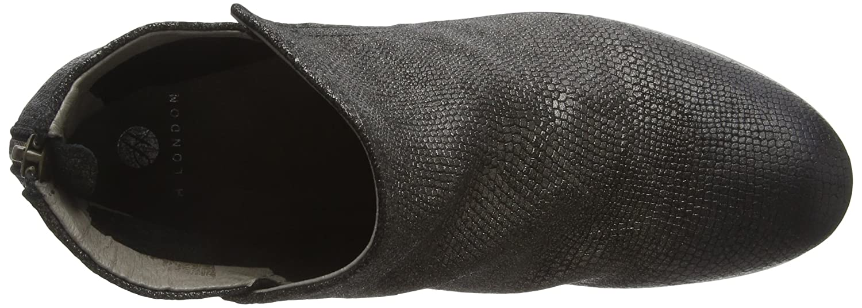 Hudson Damen Apisi Stiefel Calf Metallic Kurzschaft Stiefel Apisi 2087c7