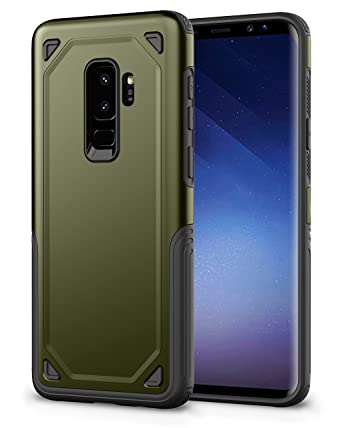 Samsung Galaxy S9 Plus Case,AI lulu Full Body Shockproof Protective Phone Case Cover Anti-Drop with Bumper Frame Compatible Samsung Galaxy S9 ...
