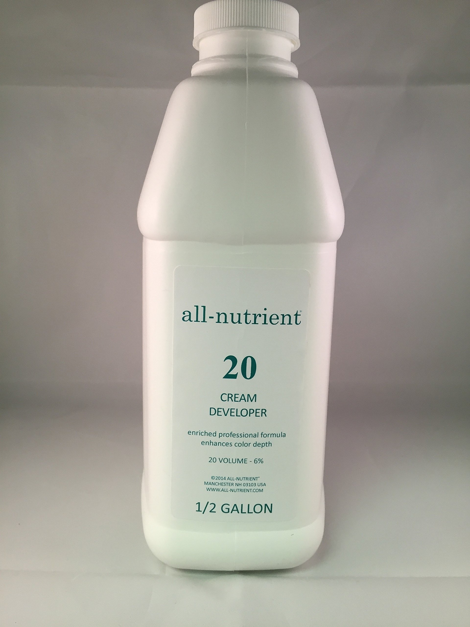 Amazon All Nutrient Professional Cream Haircolor 100g35oz