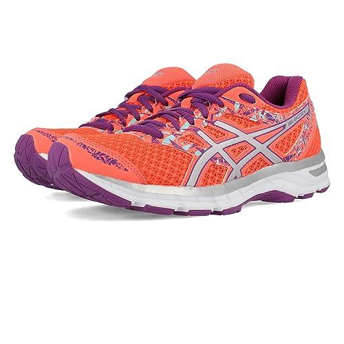 05cdfa6ca ASICS Gel-Excite 4 - Zapatillas de Running de competición Mujer  Amazon.es   Zapatos y complementos