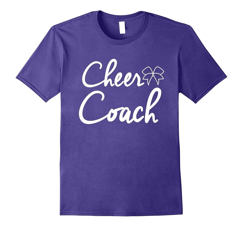 Cheer Coach Cheerleader T Shirt Cheerleading Tumble Coach-T-Shirt