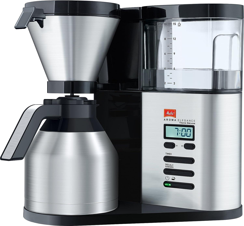MELITTA 1012-04 aroma ELEGANCE Therm Macchina Caffè Filtri Macchina da Caffè Thermo