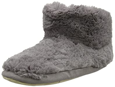 ce6f1be122da RUBY   ED Women s Warm Grey Sheepy Boot Low-Top Slippers
