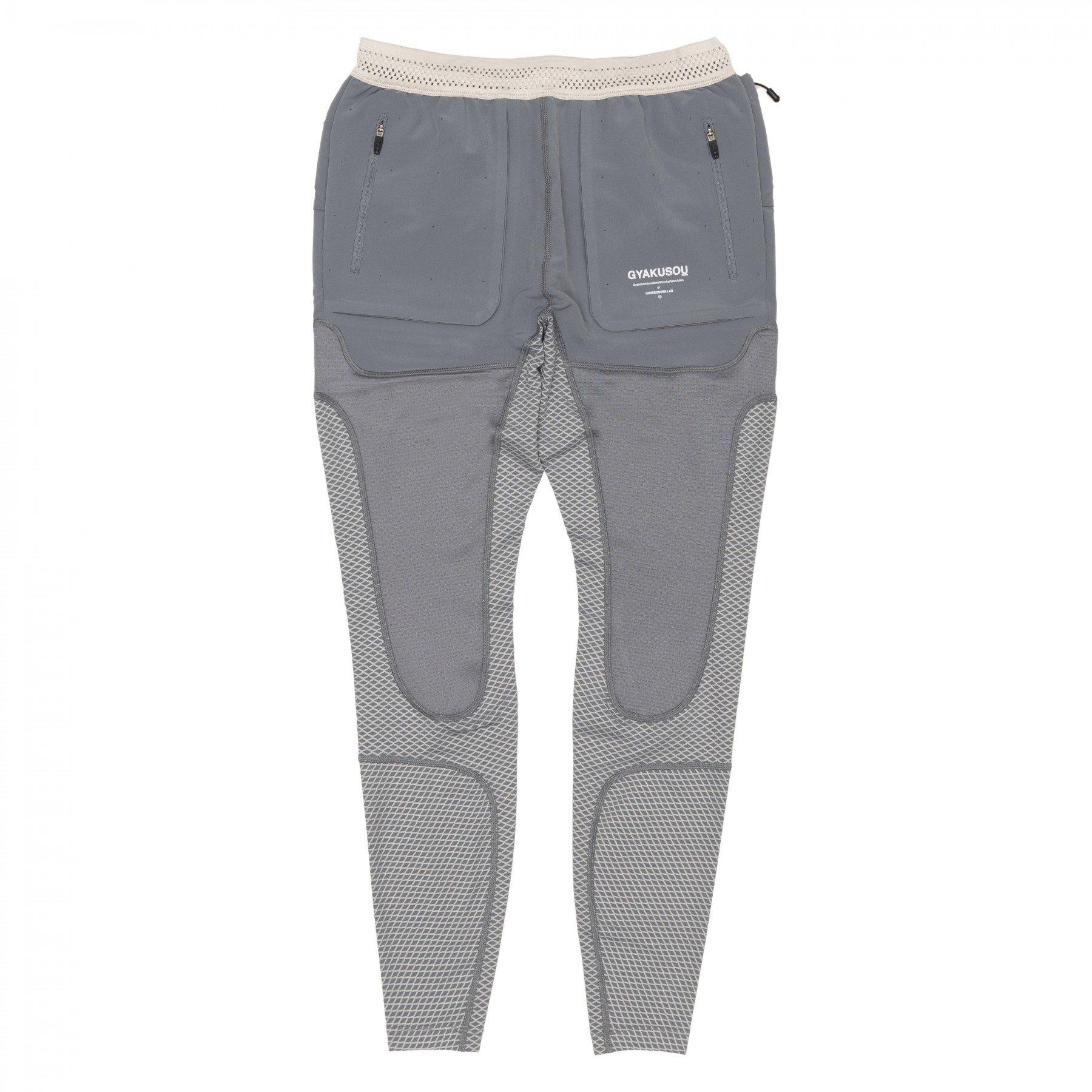 NIKE Men's NikeLab Gyakusou Utility Tight - Cool Grey Size Small