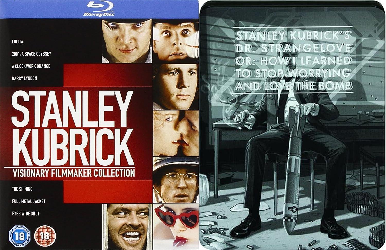 Amazon Com Stanley Kubrick Collection 9 Movie Bundle Dr