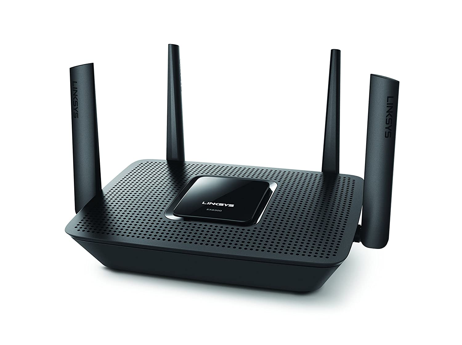Linksys Max-Stream AC4000 MU-MIMO Tri-Band Wireless Smart WiFi Router (EA9300)