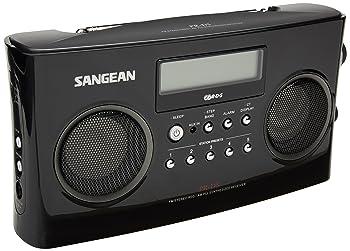 Sangean PR-D5BK