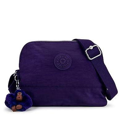 4e1777a7e30 Kipling Bess Crossbody Bag One Size Berry Blue: Handbags: Amazon.com