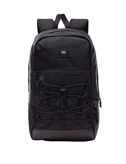 48921646d3 Image Unavailable. Image not available for. Color  Vans Snag Plus Black  School Pack Backpack