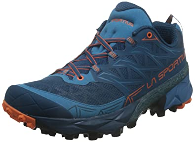 La Sportiva Akyra Trail Running Shoes - SS19-7.5 - Blue