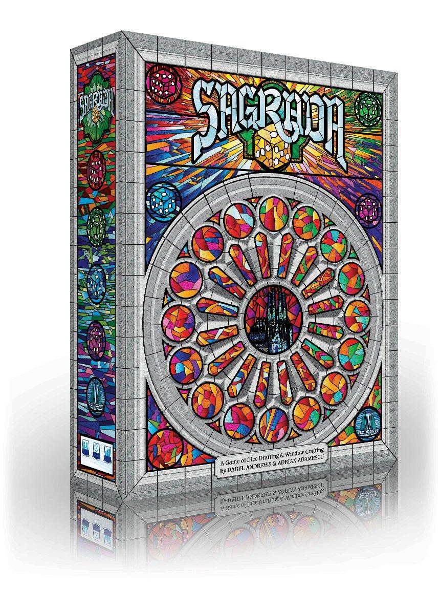 Floodgate Games Sagrada Board Game by Floodgate Games (Image #2)