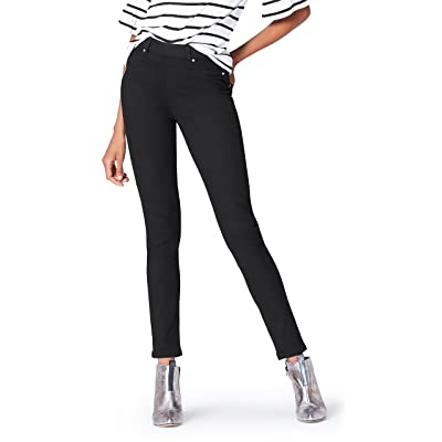 Brand - find. Women's Skinny Mid Rise Stretch Jeggings: Clothing