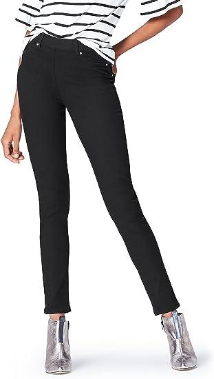 : Amazon Brand find. Women's Skinny Mid Rise