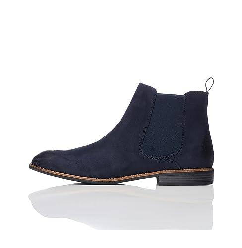 es Amazon Para Hombre Complementos Chelsea Y Botines Find Zapatos wvAqHXpOvx