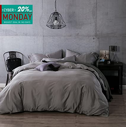 Amazon Com Kiss Tell 100 Egyptian Cotton Duvet Cover Sets Solid