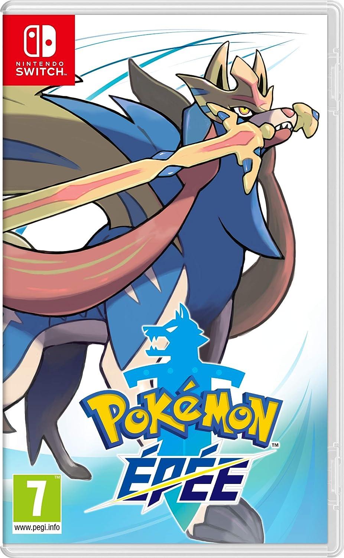 Pokémon Epée - Switch | Game Freak. Programmeur