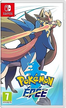 Pokémon Epée [Importación francesa]: Amazon.es: Videojuegos