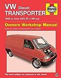 Volkswagen Transporter T4 Haynes Manual Repair Manual Workshop Manual 1990-2003
