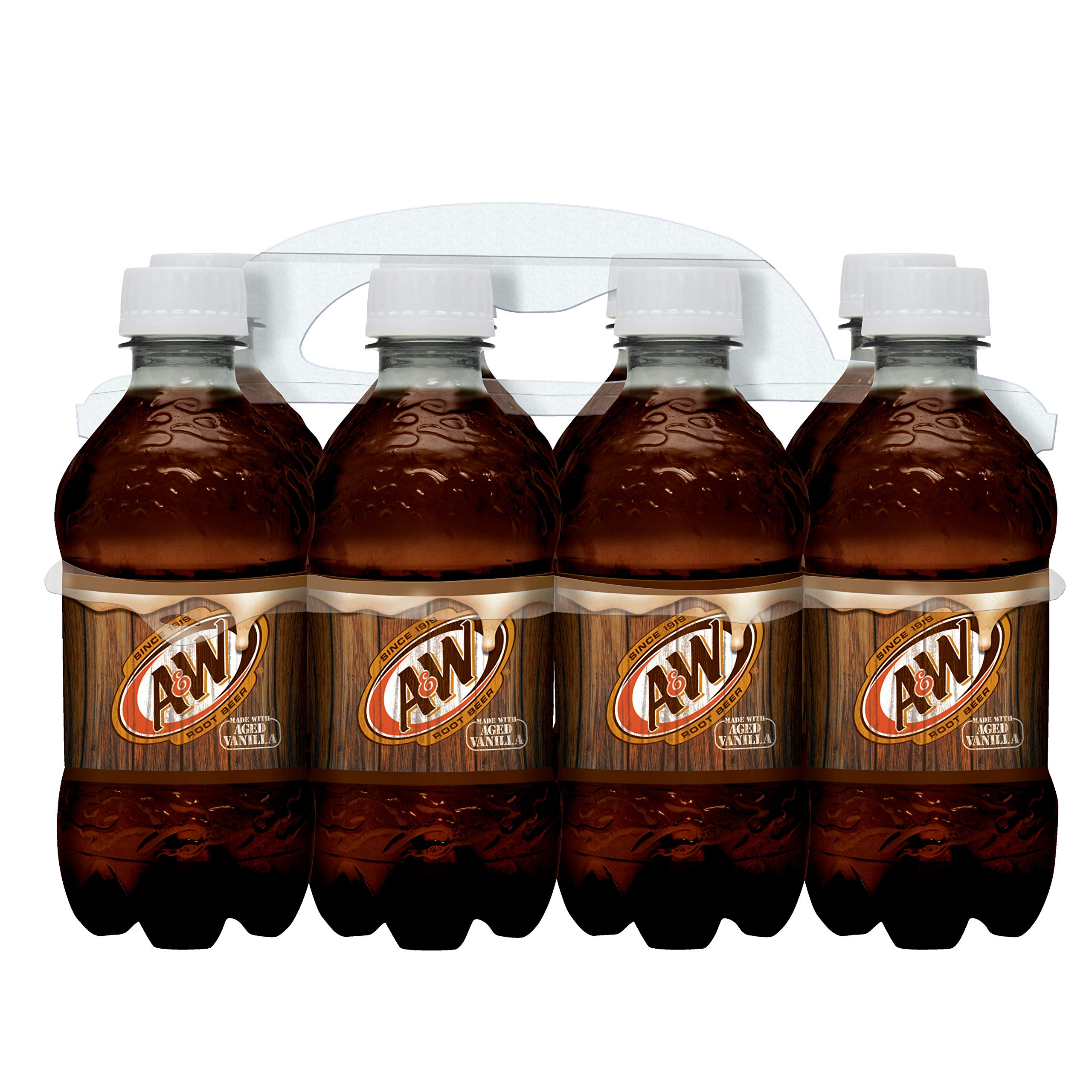 A&W Root Beer Soda, 12 Fl Oz (pack of 8)