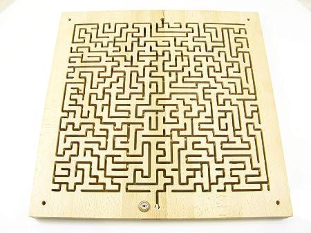 Indigovento Clé Labyrinthe Puzzle Escape Room Accessoires Labyrinthe Bois Labyrinthe Bois Bois Masque en Bois Escape Room Square Labyrinthe Key Labyrinthe Key Labyrinthe pour Escape Room: Amazon.es: Juguetes y juegos