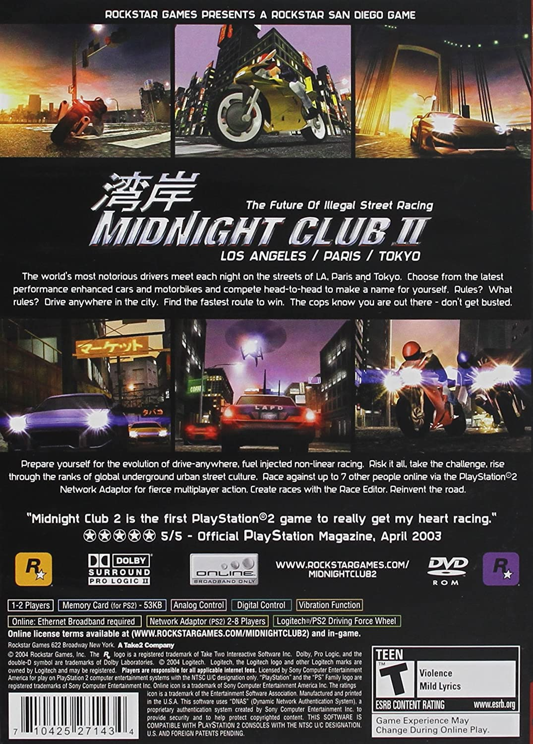 midnight club 2 full game download free pc