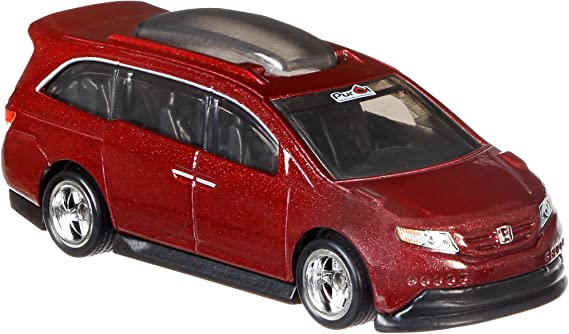 Hot Wheels Honda Odyssey Vehicle