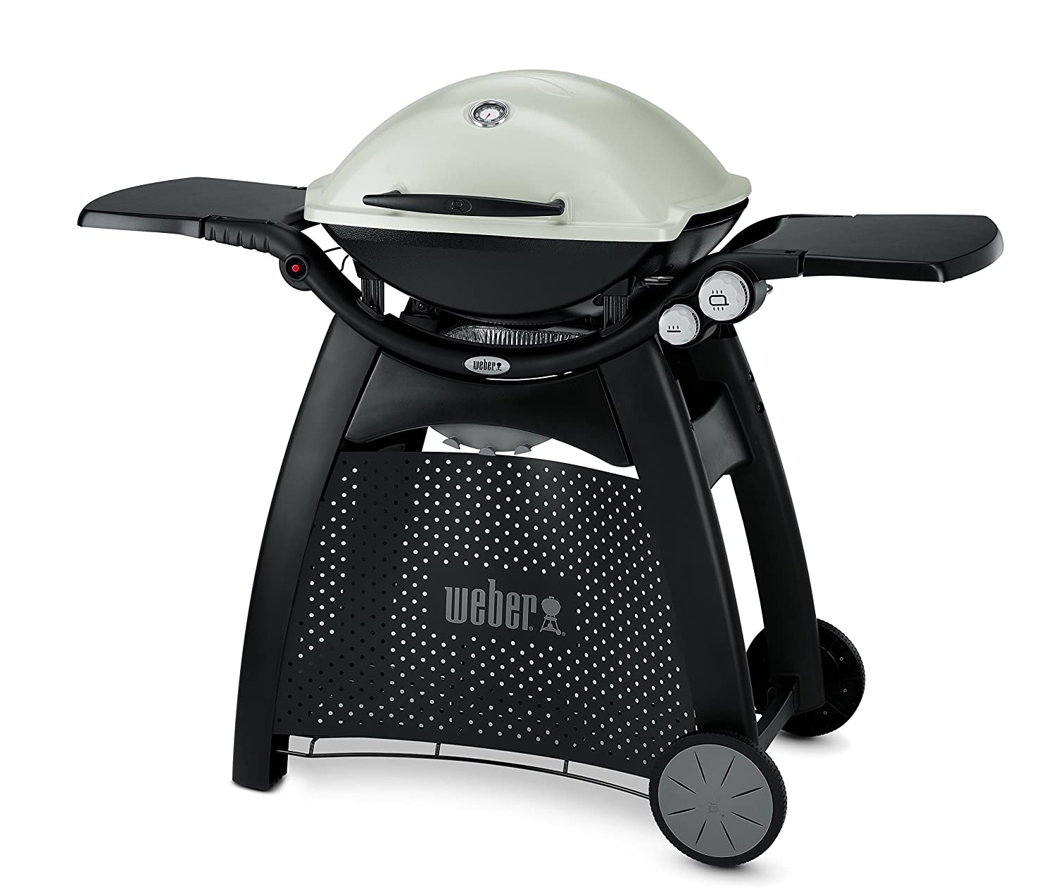 WEBER Q 3000 GRANITE GREY: Amazon.es: Jardín