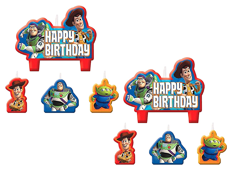 amscan - Toy Story de carácter Up Fiesta de cumpleaños ...
