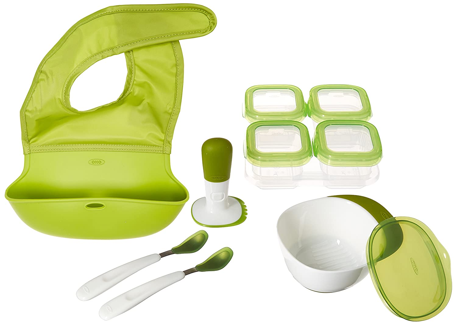 OXO Tot 12-Piece Baby Blocks Set OXO Cook' s Tools 6149200