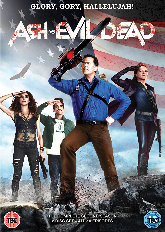 Amazon.com: Ash Vs Evil Dead: ...