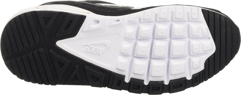 WhiteBlack Kids Youth Shoes Size 6.5Y 844349 Nike Air Max