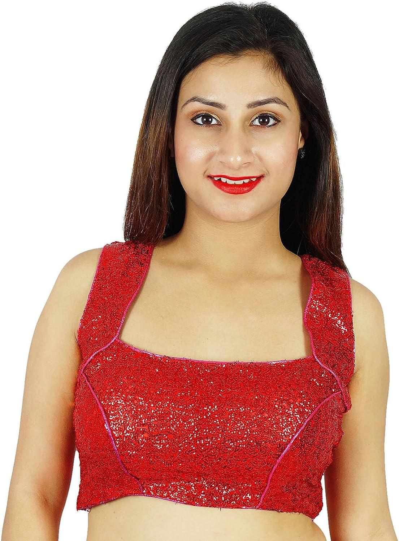 Phagun Indian Designer Sari Blouse Bollywood Women Crop Top Ethnic Choli