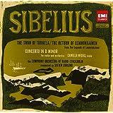 シベリウス:ヴァイオリン協奏曲「トゥオネラの白鳥」「レンミンカイネンの帰郷」