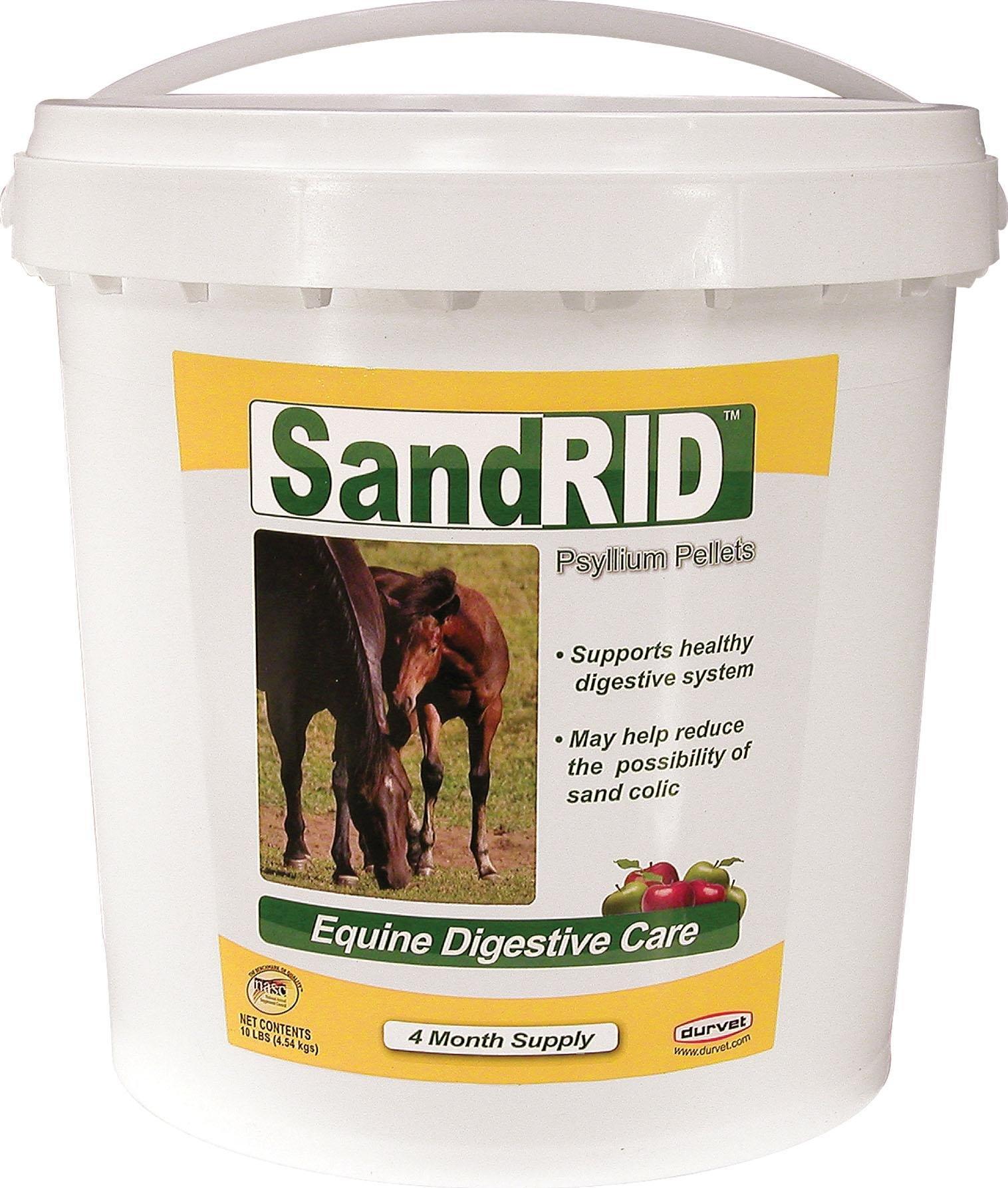 Sandrid Psyllium Pellets For Equine