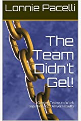 The Team Didn't Gel!: Getting Teams to Work Together and Deliver Results (Project Management Screw-Ups) Kindle Edition
