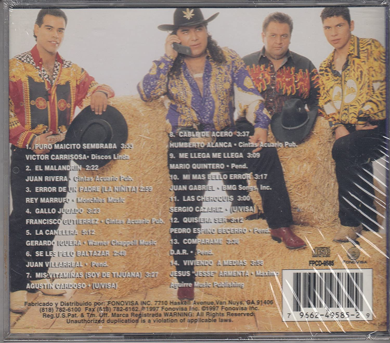 Los Capos de Mexico - Los Capos de Mexico: Mis Vitaminas - Amazon.com Music