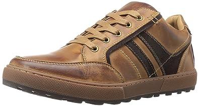 7dc39528992 Amazon.com | Steve Madden Men's Hansom Fashion Sneaker | Fashion ...