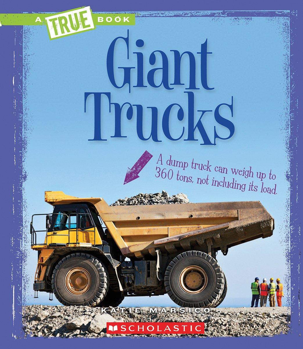 Giant Trucks (True Bookengineering Wonders) pdf