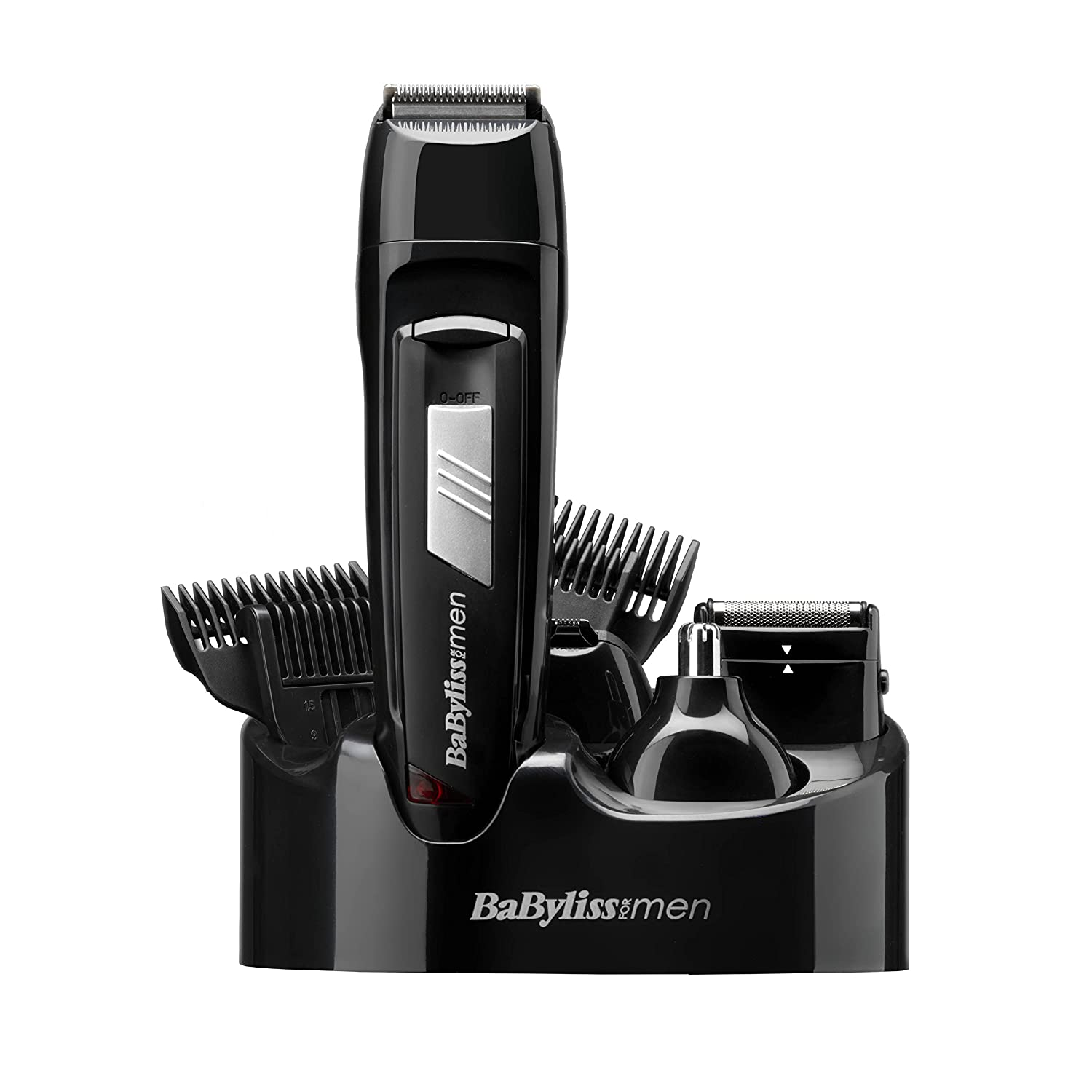 Babyliss 7056CU Cordless Rechargeable 8 In 1 All Over Grooming Kit The Conair Group Ltd